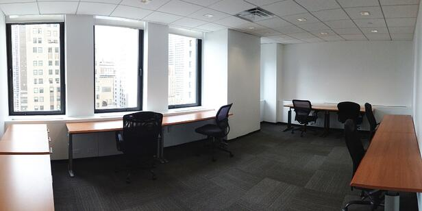 Front Office Space